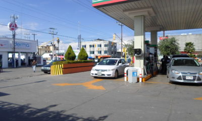 corrupción, gasolineros
