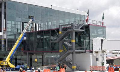 Aeropuerto Internacional Felipe Ángeles / SCT