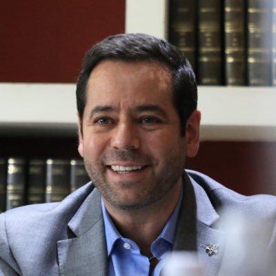 José Antonio Abugaber Andonie, presidente electo de Concamin
