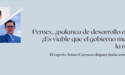Entrevista con Arturo Carranza / entrevista sobre Pemex