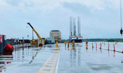 Construcción de la Refinería de Dos Bocas / Sener