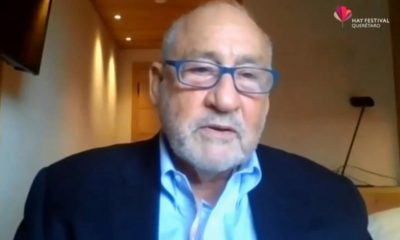 Joseph Stiglitz / @hayfestival_esp