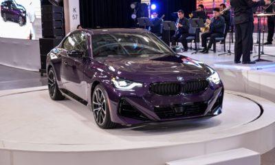 Serie 2 de BMW / @JMCarrerasGob