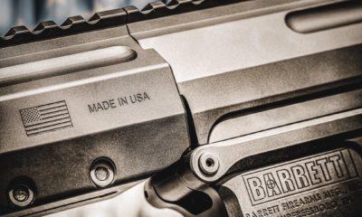 Armas Barret / @BarrettRifles