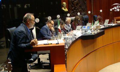 Comparecencia de Rogelio Ramírez de la O en el Senado / Tercera Glosa del Informe de Gobierno