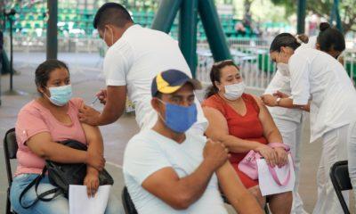 Vacunación contra el Covid-19 / IMSS