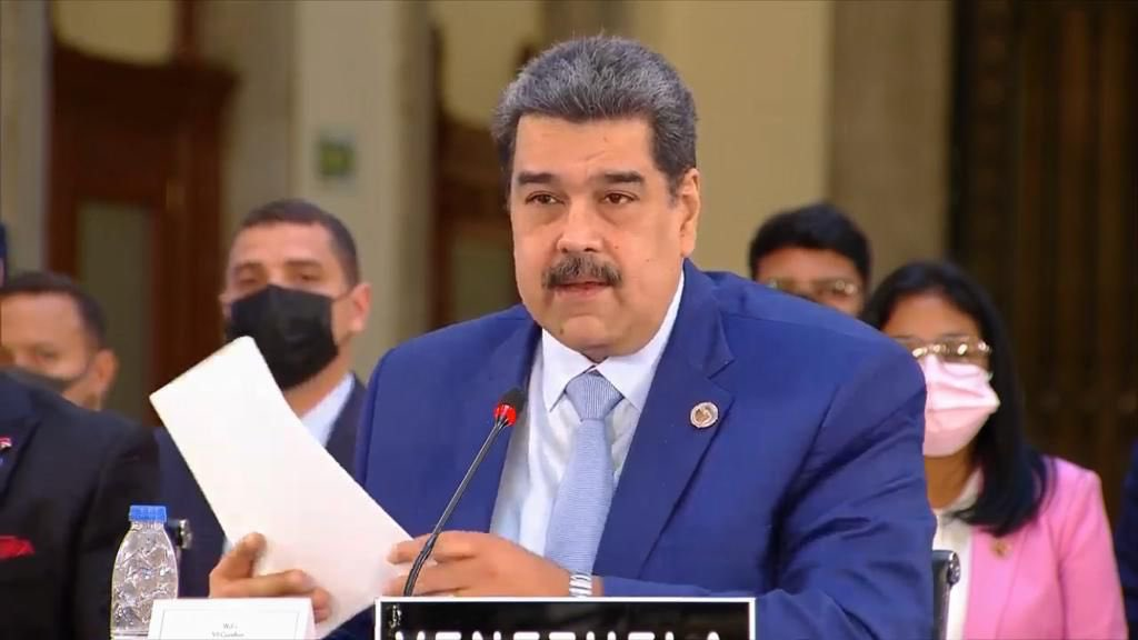 Nicolás Maduro / @SRE_mx