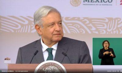 Andres Manuel López Obrador en Fiestas Patrias