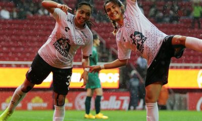 Mujeres futbolistas / @LigaBBVAFemenil