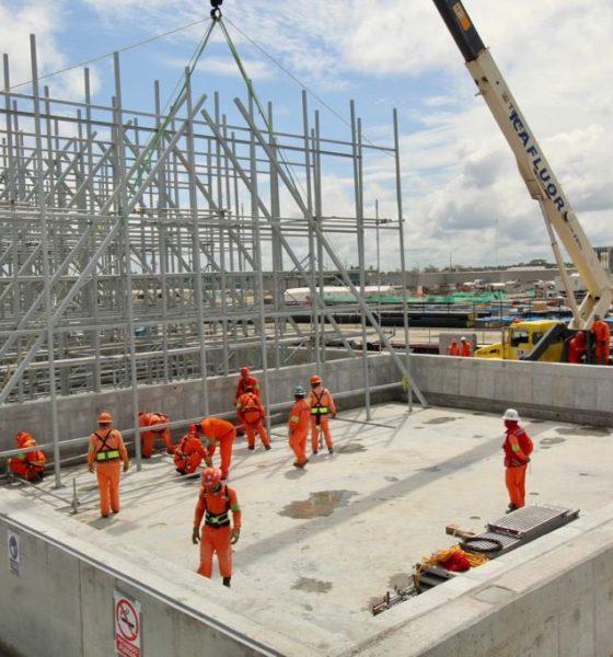 Construcción de Refinería de Dos Bocas / @SENER_mx