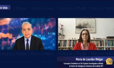 Lourdes Melgar / consejera fundadora en Voz Experta e investigadora afiliada al centro de Inteligencia del Instituto MIT