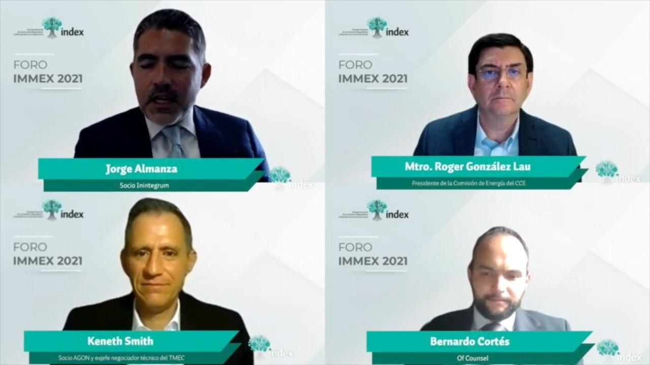 Foro Immex 2021 Innovación, Tecnología y Desarrollo de Index