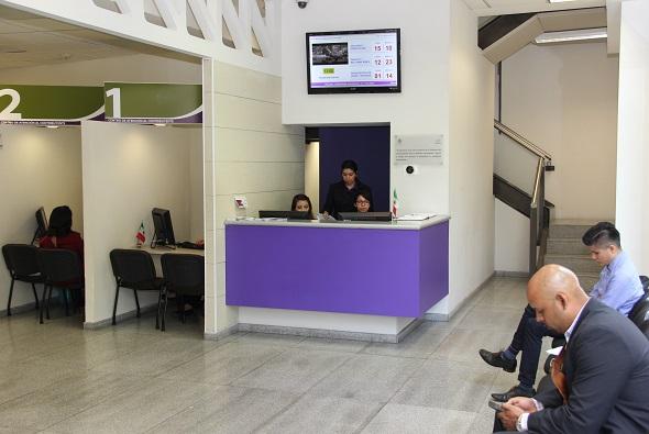 Tendr prodecon 30 oficinas virtuales en el pa s marco for Oficina del contribuyente