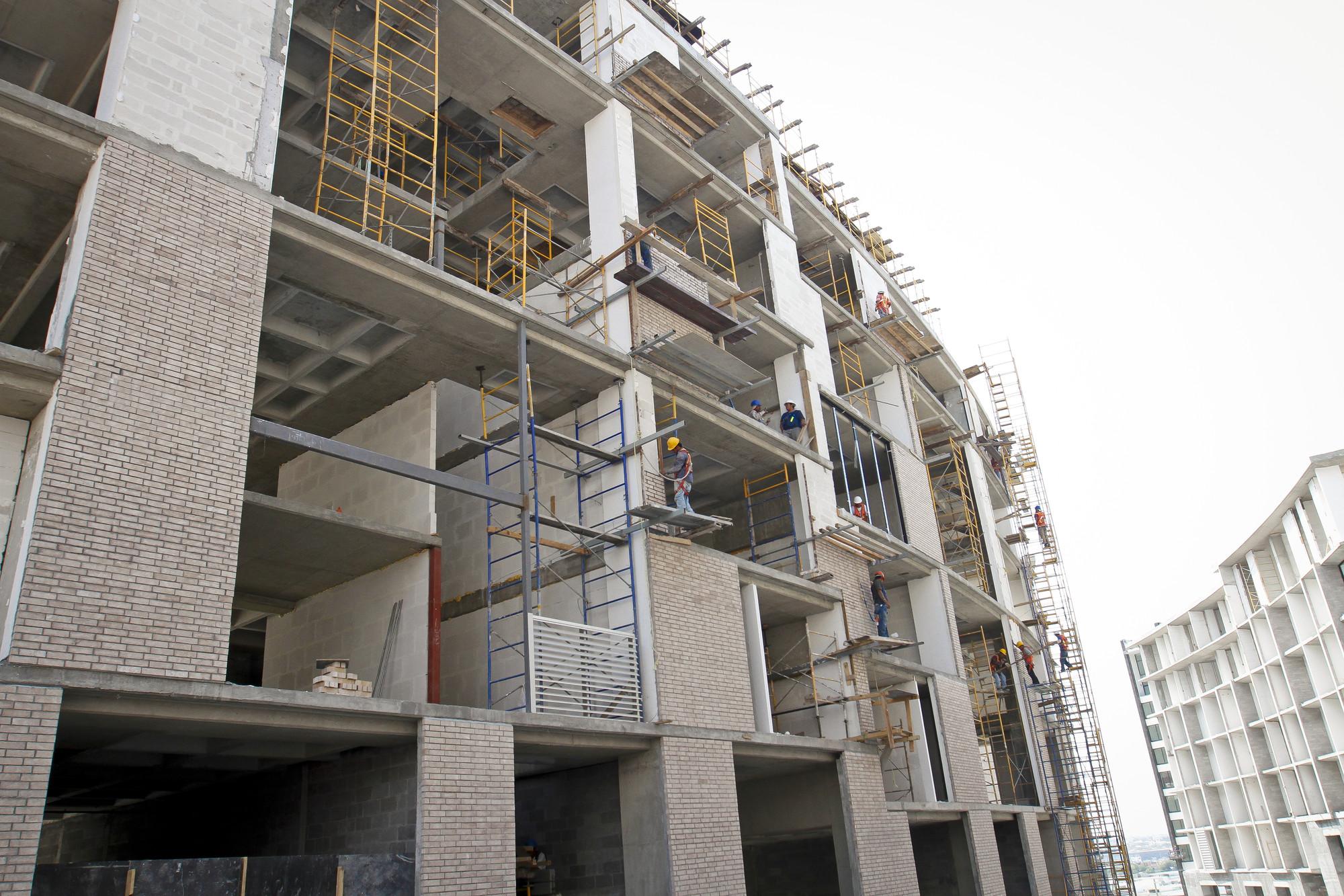 Producci n de empresas constructoras registra ca da de 0 8 - Empresas de construccion en madrid ...