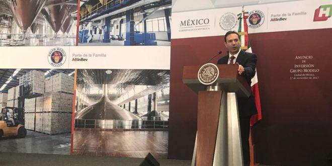 Grupo Modelo 'destapa' Inversión Por 14,000 Mdp En México